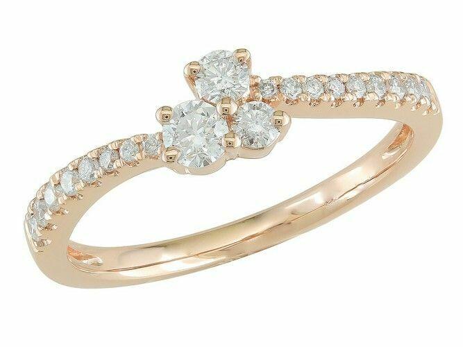Ring goud 18kt 5753