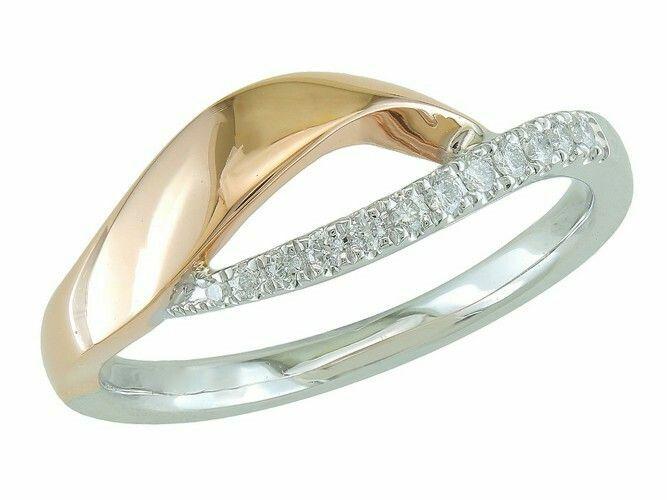 Ring goud 18kt 5766