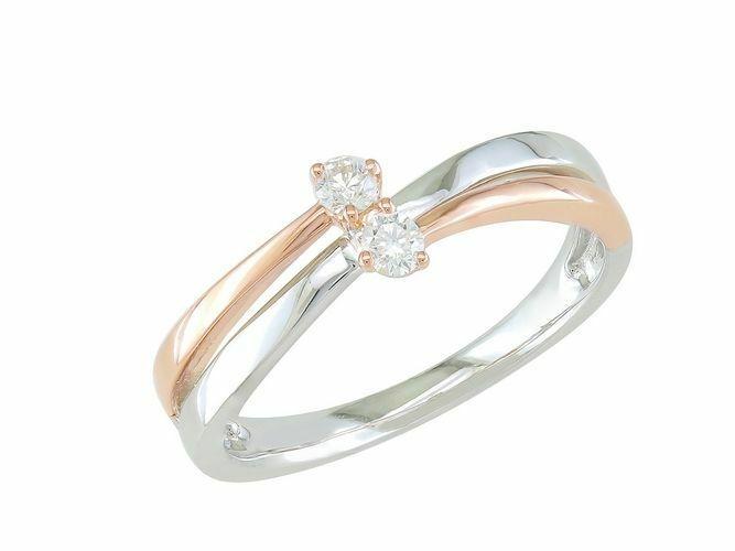 Ring goud 18kt 5815