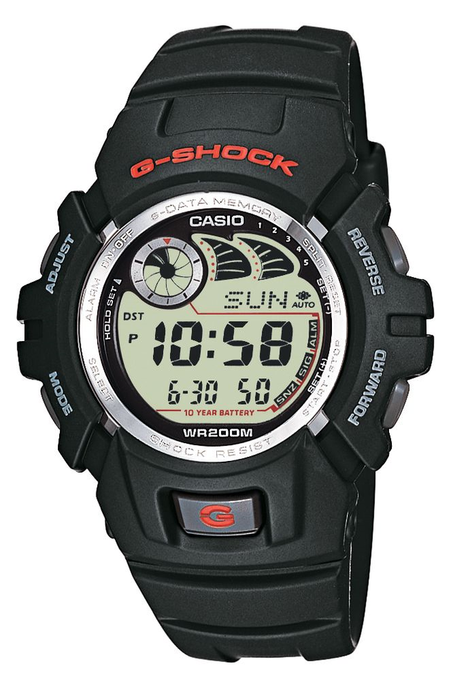 uurwerk Casio, G-2900F-1VER